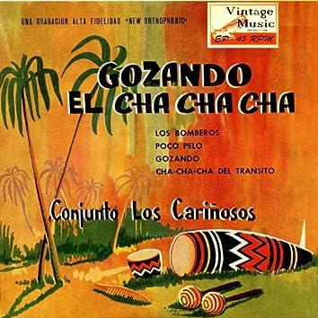 """Vintage Cuba Nº 30 - EPs Collectors """"Gozando El Cha Cha Cha"""""""
