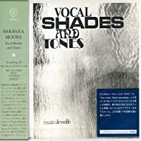 Vocal Shades & Tones by Barbra Moore