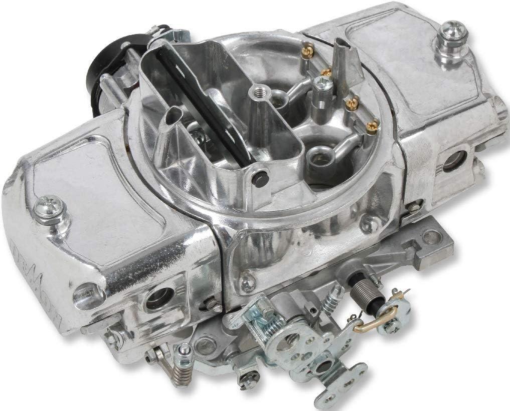 Max 47% OFF NEW HOLLEY 650 CFM ALUMINUM ROAD DEMON SHINY CARBURETOR FINISH Sale item M