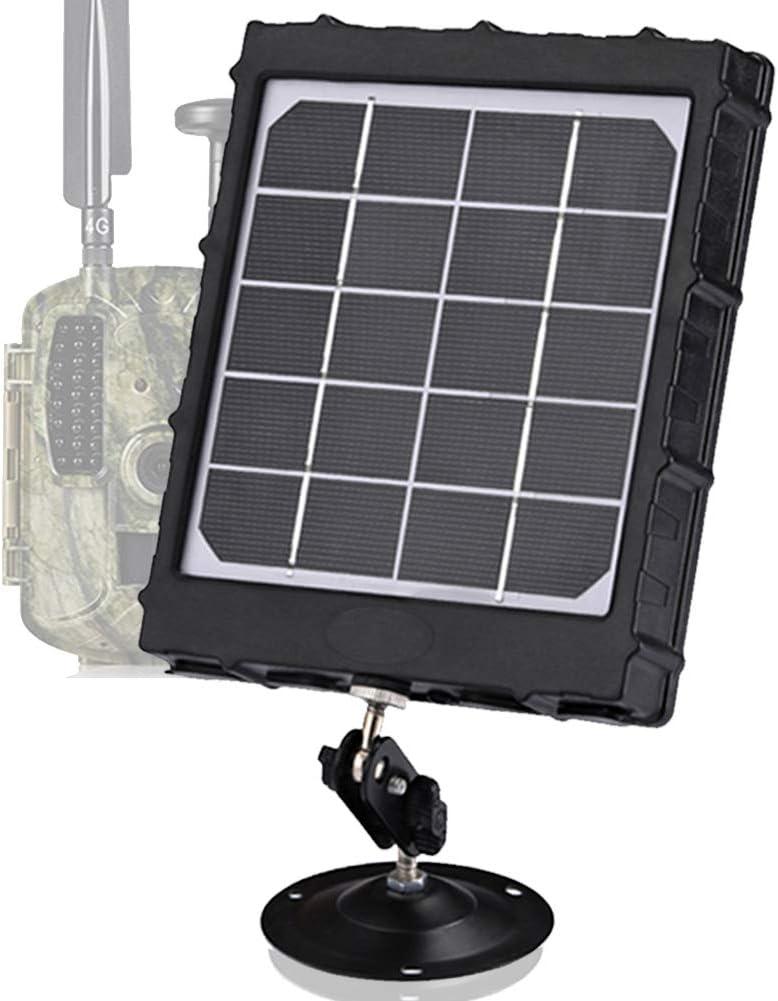 Max 40% OFF Trail Mail order Camera Solar Power Panel 8000mAh Supporting 9V f 12V 3W 6V
