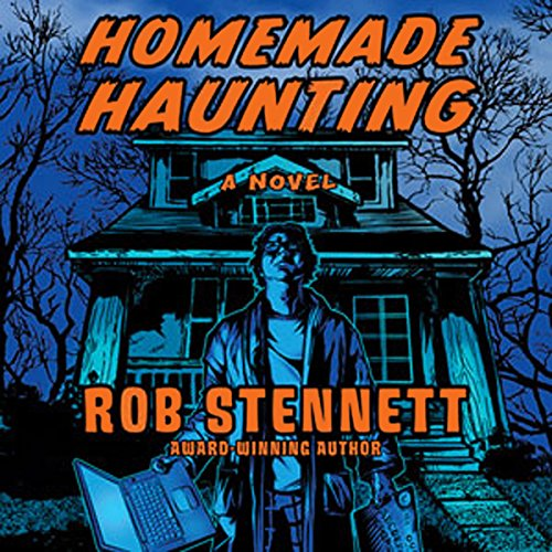 Homemade Haunting audiobook cover art