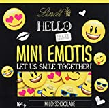Lindt & Sprüngli Hello Mini Emotis Geschenk, 1er Pack (1 x 164 g)