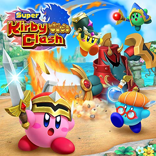 Super Kirby Clash Standard | Nintendo Switch – Code jeu à...