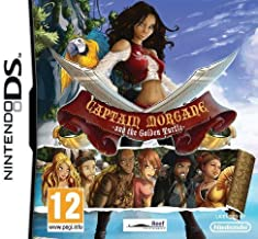 Captain Morgane and the Golden Turtle Game DS