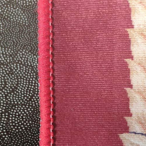 Zhaopai tapijt voor woonkamer, keuken, tapijt, antislip, voor slaapkamer, nachtkleed 80 * 120 cm
