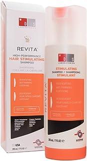 DS Laboratories Revita crecimiento del pelo Champú estimulante (205 ml) para el apoyo de adelgazamiento del cabello y Cabello