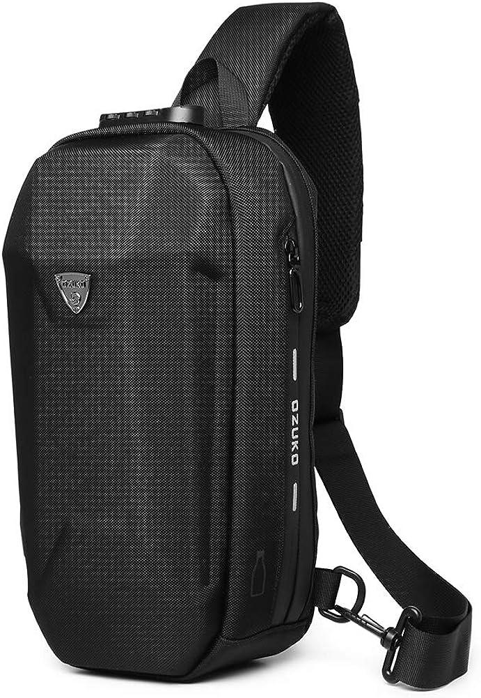 Anti Theft 4 years warranty Sling Bag Crossbody Waterproof C Bags Shoulder Max 60% OFF Travel