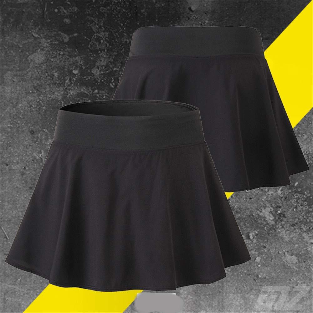Hoverwin - Falda de tenis para mujer, minifalda, secado rápido ...