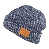 Gorro tejido Original Marled de The Quiet Life - Azul -...