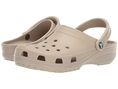 Crocs Classic Clog (Cobblestone) Clog Shoes