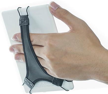 "WANPOOL Hand Strap Holder Finger Grip for Kindle E-Readers - Kindle e-Reader 6"" / Kindle Paperwhite/Kindle Voyage/Kindle Oasis/Nook GlowLight Plus (Black)"