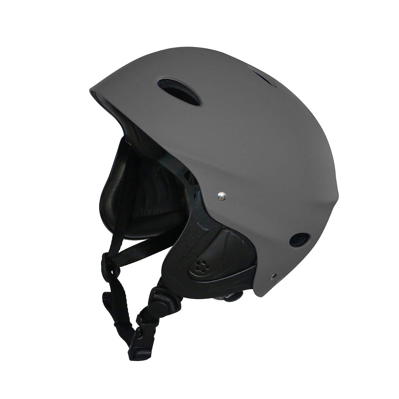 ヒットスパン使役Vihir スポーツヘルメット カヌー カヤック 登山 クライミング ウォータースポーツヘルメット安全保護 耐水仕様 男女兼用