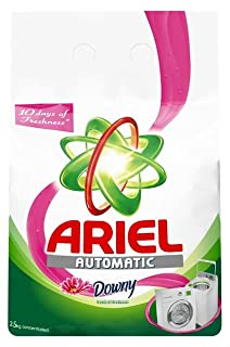 Ariel Detergent Powder with Touch of Downy Freshness - 2.5 kg