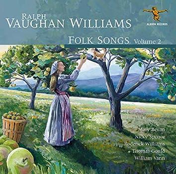 Ralph Vaughan Williams: Folk Songs, Vol. 2