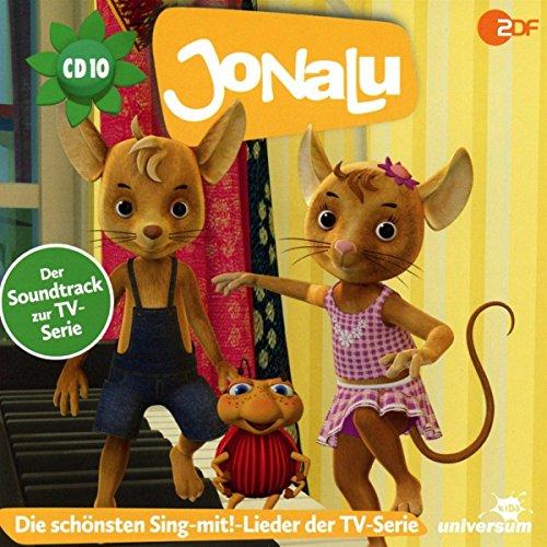 Jonalu - Staffel 2 - CD Sing mit den Jonalus (Soundtrack)