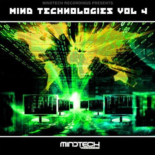 Anode, Ophlot, Brain Vertex, Nais & Killer Industries feat. Safra & Atomic Tags
