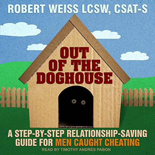 Out of the Doghouse audiobook cover art