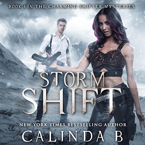 Storm Shift audiobook cover art