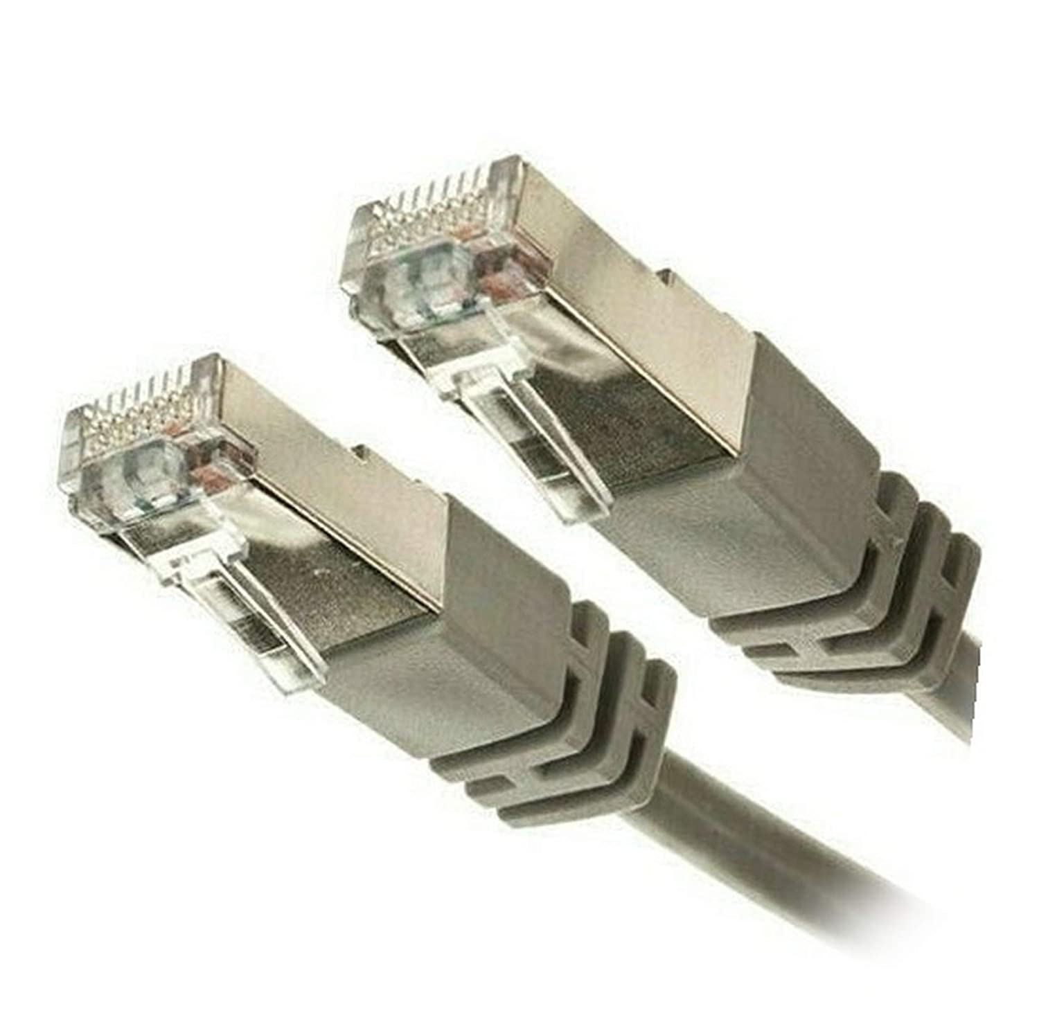 New 25 Pack - 1ft Shielded Ethernet Recommended Router STP Patch Max 79% OFF Network Cab