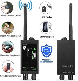 YTBLF Anti-spy GPS Signal Lens Radio Tracking Device WiFi GSM Detector Error T-6000 2g 3g 4G Error Detector Signal Detector