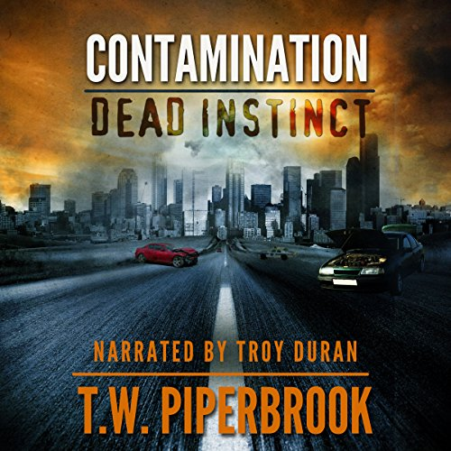 Contamination: Dead Instinct audiobook cover art