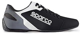 Sparco Slippers SL 17 schwarz weiß Größe 39