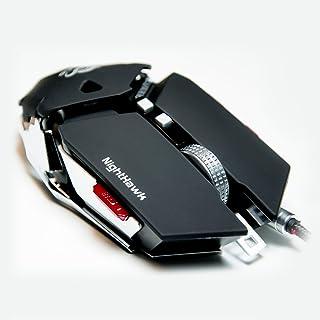 Raton Talius Nighthawk Gaming USB 4000DPI tal-nighthawk