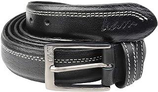 KAM Men's Geniune Premium Leather Belts