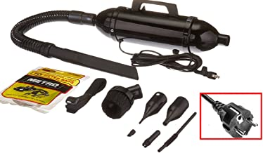 New 220V / EU Plug Metro Vac DataVac MDV-1BA Pro Series - 500 Watt - Electronics - Computer Vacuum Blower - NOT For Use In USA