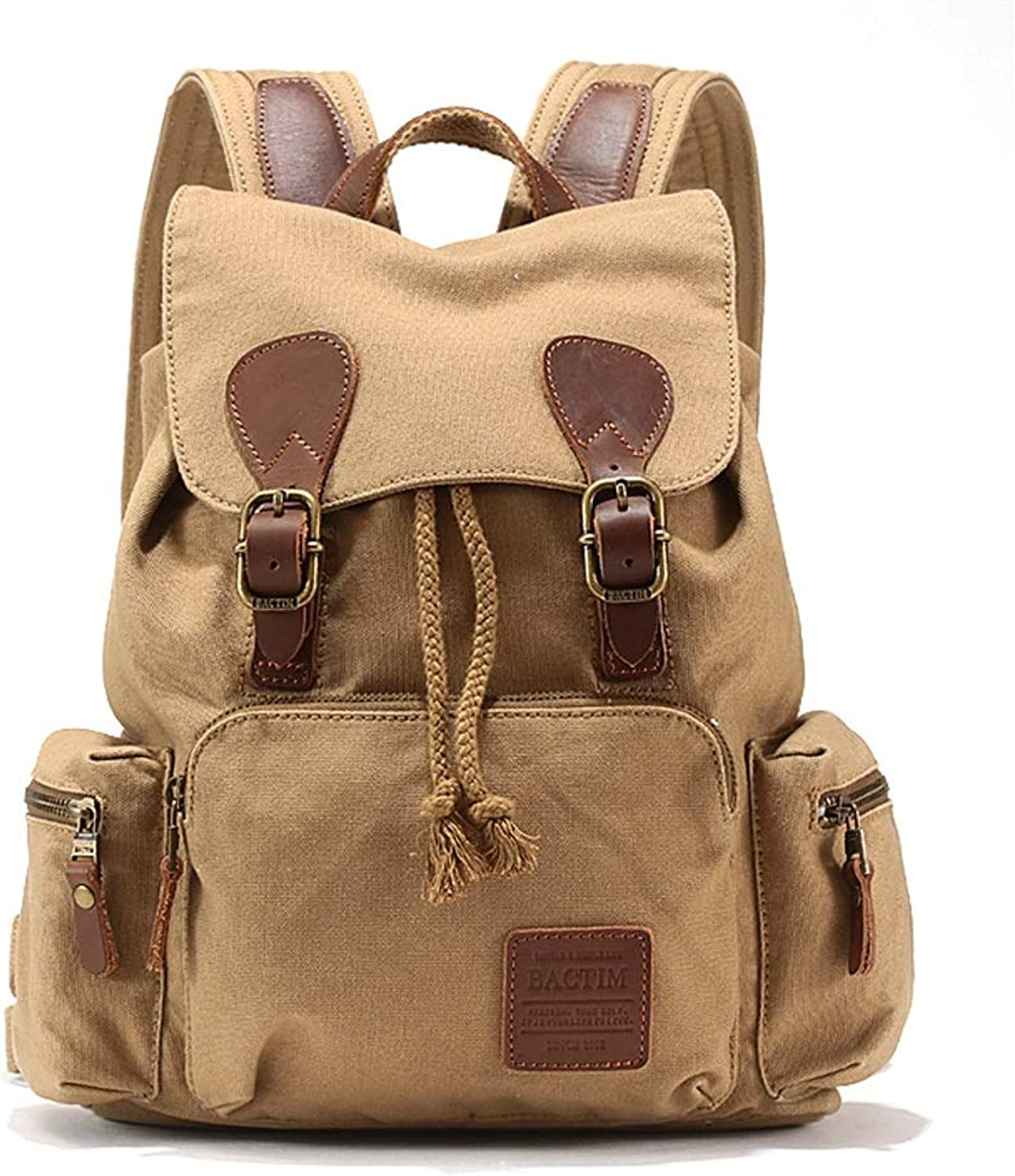 C&S CS Canvas Outdoor Sports Tour Rucksack Tasche Multi Compartment Computer Tasche Student Tasche