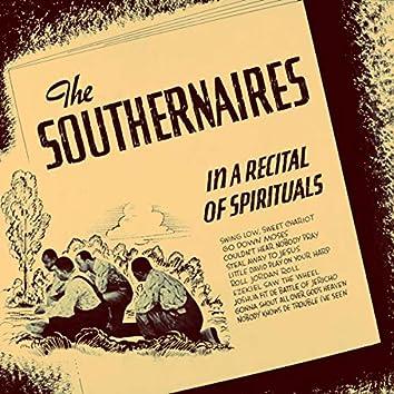 Spirituals Recital