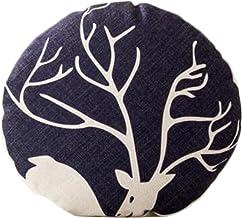 Home/Office Sofa Round Cushion Circular Chair Cushion Pillow Seat Pad, No.12