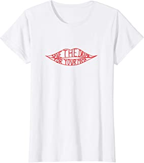 Femme Save The Drama For Your Mama T-shirt Pour Femme T-Shirt