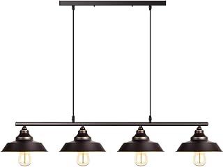 Industrial Pendant Lighting Kitchen Island Light Oil...