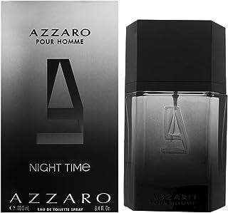 Azzaro Pour Homme Night Time - perfume for men, 100 ml - EDT Spray