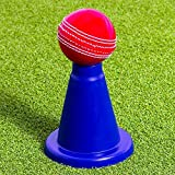 K.P Sports Combo of Wooden Mallet Hammer for Knocking Cricket Bat and Grip Cone