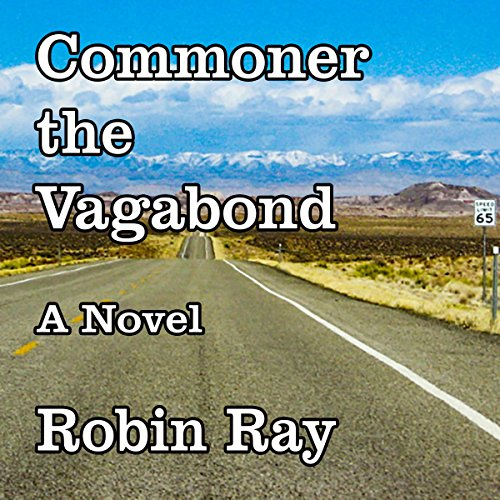 Commoner the Vagabond audiobook cover art
