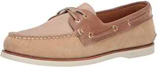 Sperry Top-Sider Gold Authentic Original 2-Eye, Chaussures de Bateau. Homme