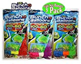 Zuru Bunch O Balloons Instant 100 Self-Sealing Water Balloons Complete Gift Set...