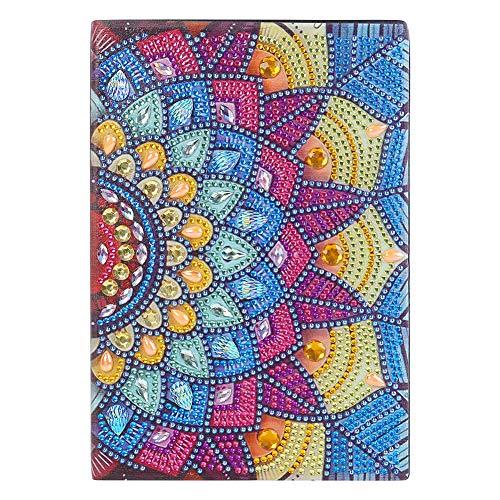 Regalos para la familia Regalos para amigos Cuadernos Decoración de la sala de estudio Cuadernos de pintura con diamantes Artículos de costura