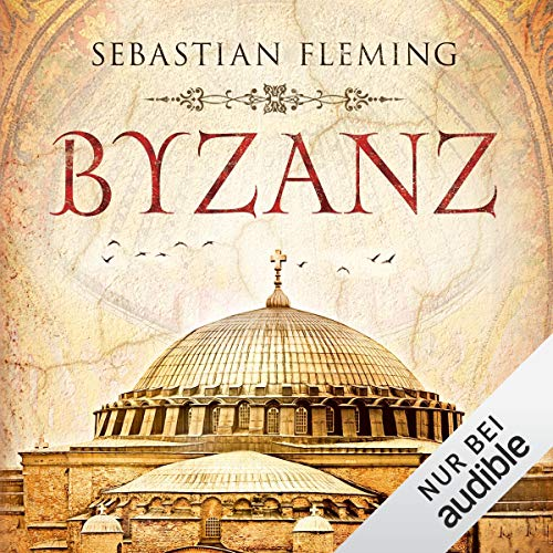 Byzanz audiobook cover art