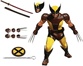 Mezco Toys One: 12 Collective: Marvel Wolverine Action Figure