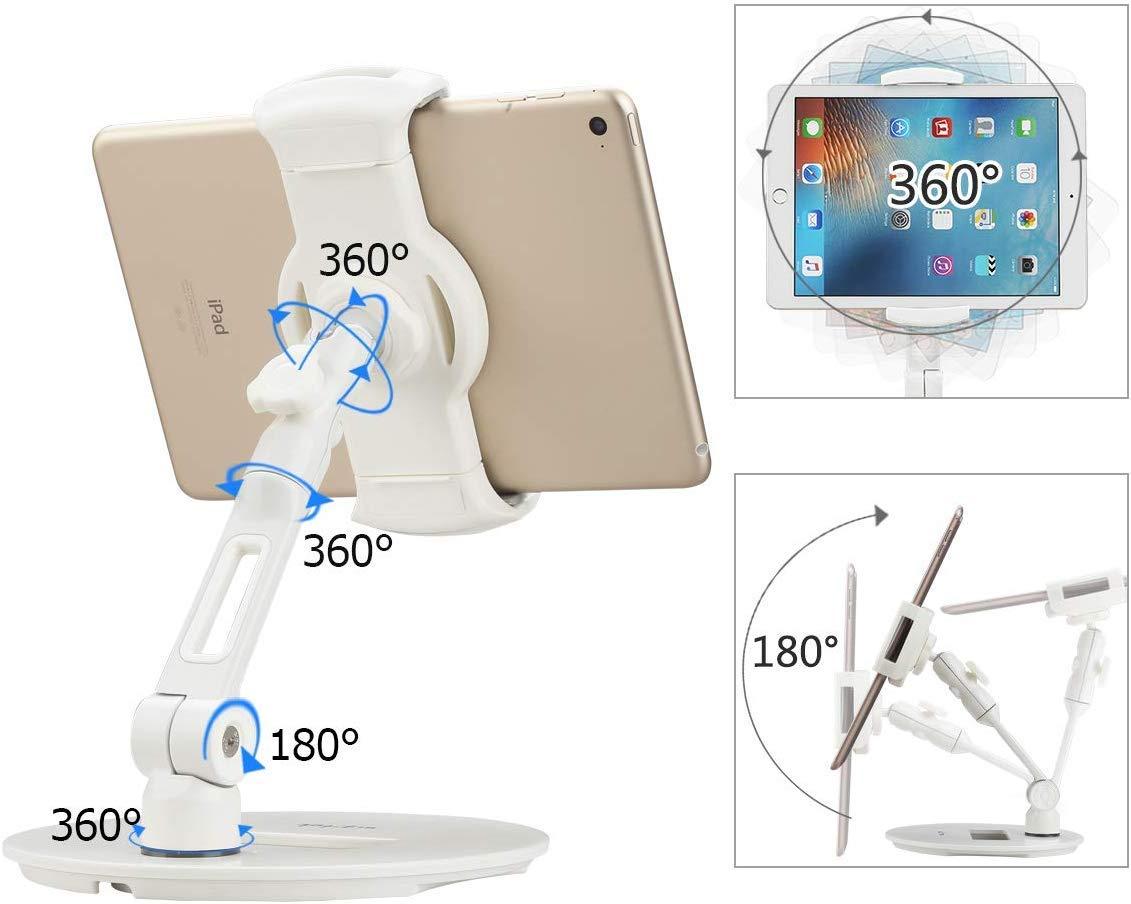 Soporte para Tableta 360° Ajustable para Smartphone Y La Mayoría ...