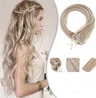 Best brazilian micro ring hair extensions Reviews