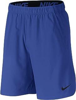 Nike Men's FLX WOVEN 2.0 Shorts, Black (Game Royal/black), Medium (NK927526-480)