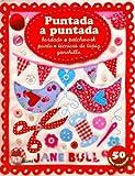 Puntada a puntada: bordado, patchwork, punto, técnicas de tapiz, ganchillo