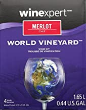 Winexpert B00WUYT3QG FBA_Does Not Apply Chilean Merlot One Gallon Wine Ingredient Kit