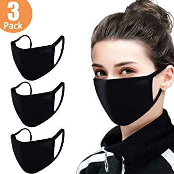 Dust Face Mouth Mask Fashion Anti Dust Pollution Mask