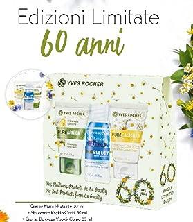 Yves Rocher - Set de crema de manos, desmaquillante y crema facial