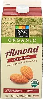 Best 365 almond milk original Reviews